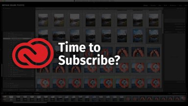 Adobe Releases Last Stand-Alone Update to Lightroom; Is it Time to Subscribe?