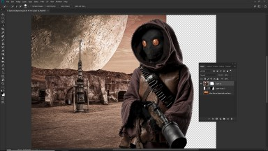 Photoshop's New Subject Select Tool…WOW!