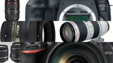 What Are The Most Popular Used Cameras and Lenses?
