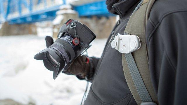 Peak Design Capture Clip Offers Low-Profile, Secure Camera Hold