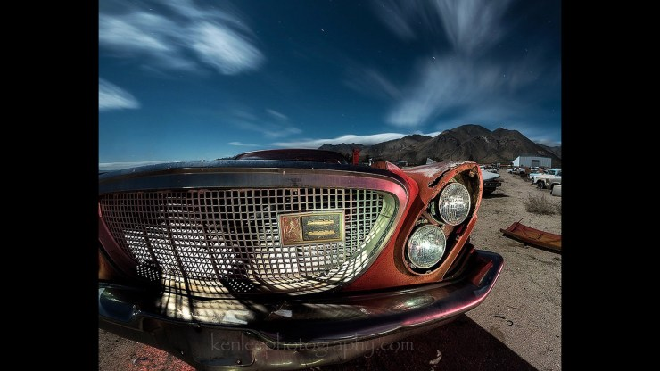 """Photofocus Photographer of the Day Ken Lee with """"I'm in Love with an Uptown Grill."""" Travel"""