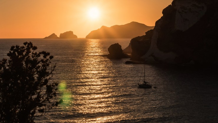 Photofocus Photographer of the Day Simone D'Alessio Sunset on Palmora. Travel