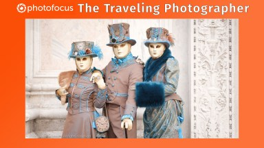 The Traveling Photographer: Photographing People: Using Flash