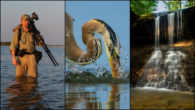 Wade Right In: A Nature Photographer's Guide to Wading to Get the Best Shot