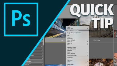 Quick Tip: Open Almost Any Image in Adobe Camera Raw