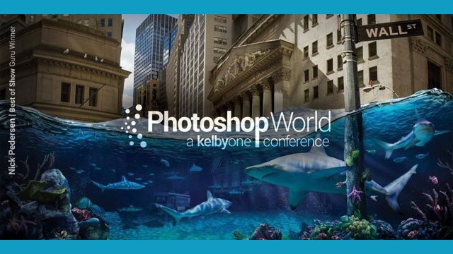 Photoshop World — Save $100 on the friendliest photo conference you'll ever go to