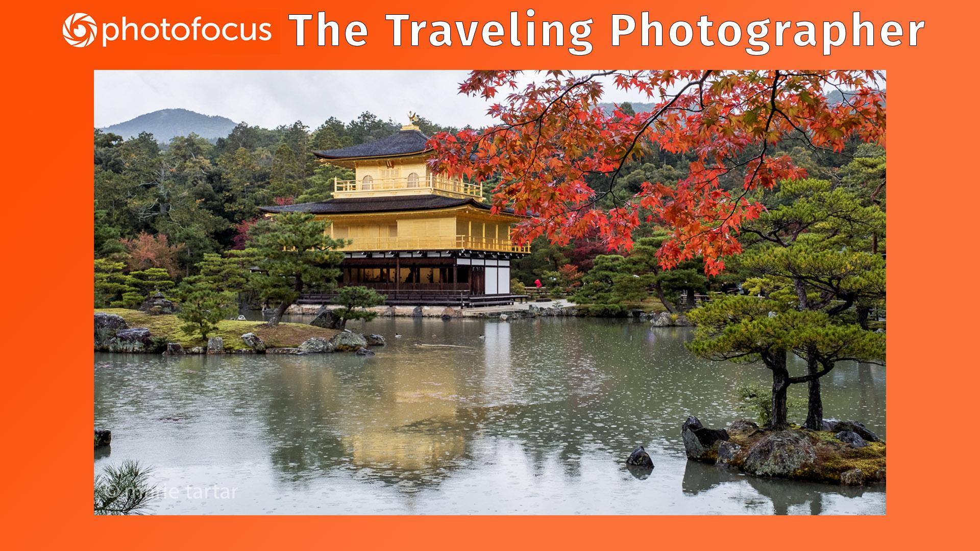 Iconic Kinkakuji, the Golden Pavilion, in Kyoto, one of Japan's most splendid World Heritage sites