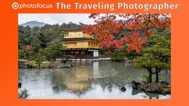 Iconic Kinkakuji, the Golden Pavilion, in Kyoto, one of Japan's most splendid World Heritage sites