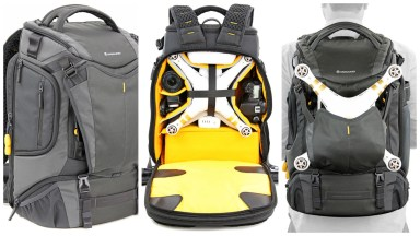 In Depth Gear Review: Vanguard Alta Sky 51D Backpack For Drones!