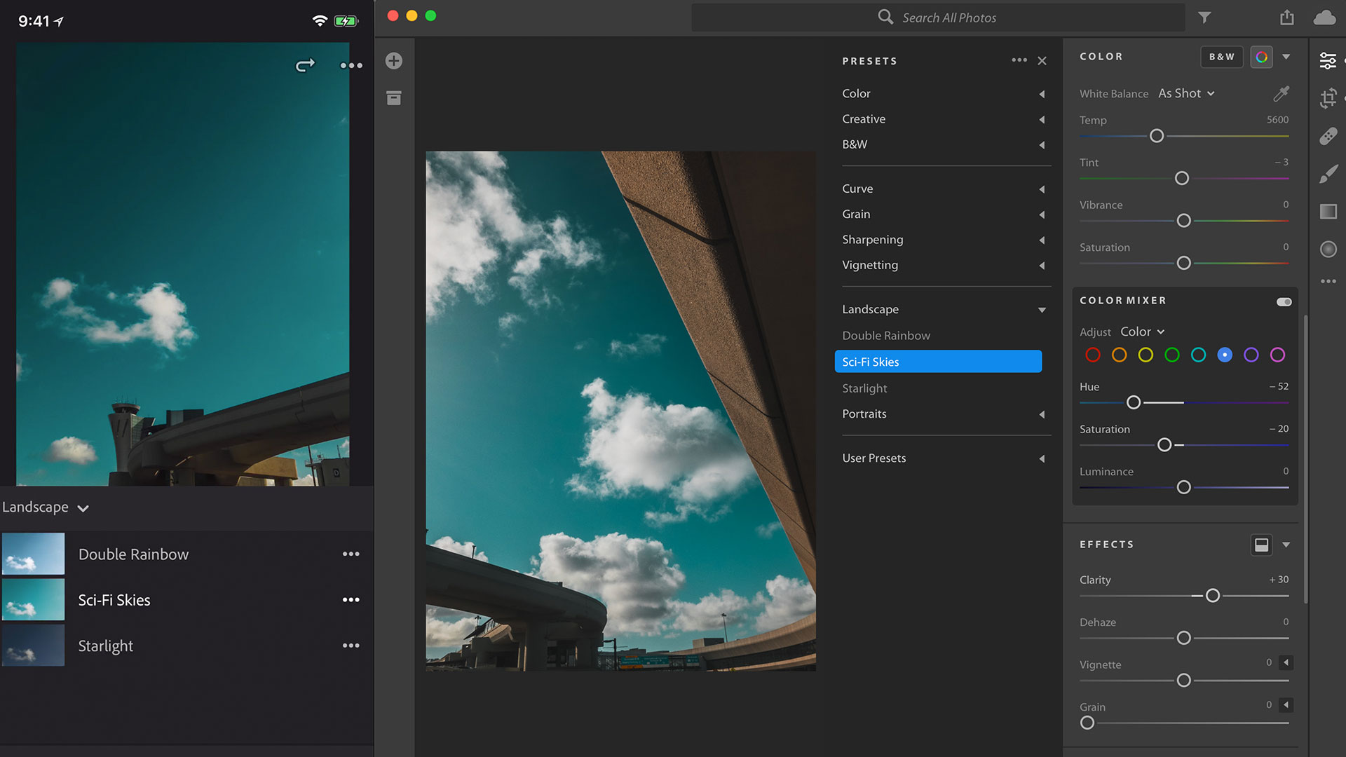 what is the latest version of lightroom cc