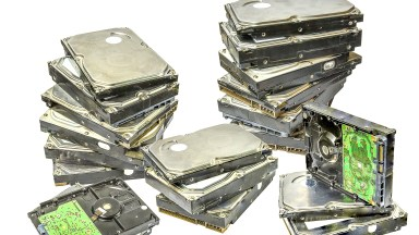 Quick Tip: Replace a full hard drive