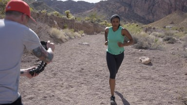 How to shoot lifestyle and fitness scenes for stock photography and video