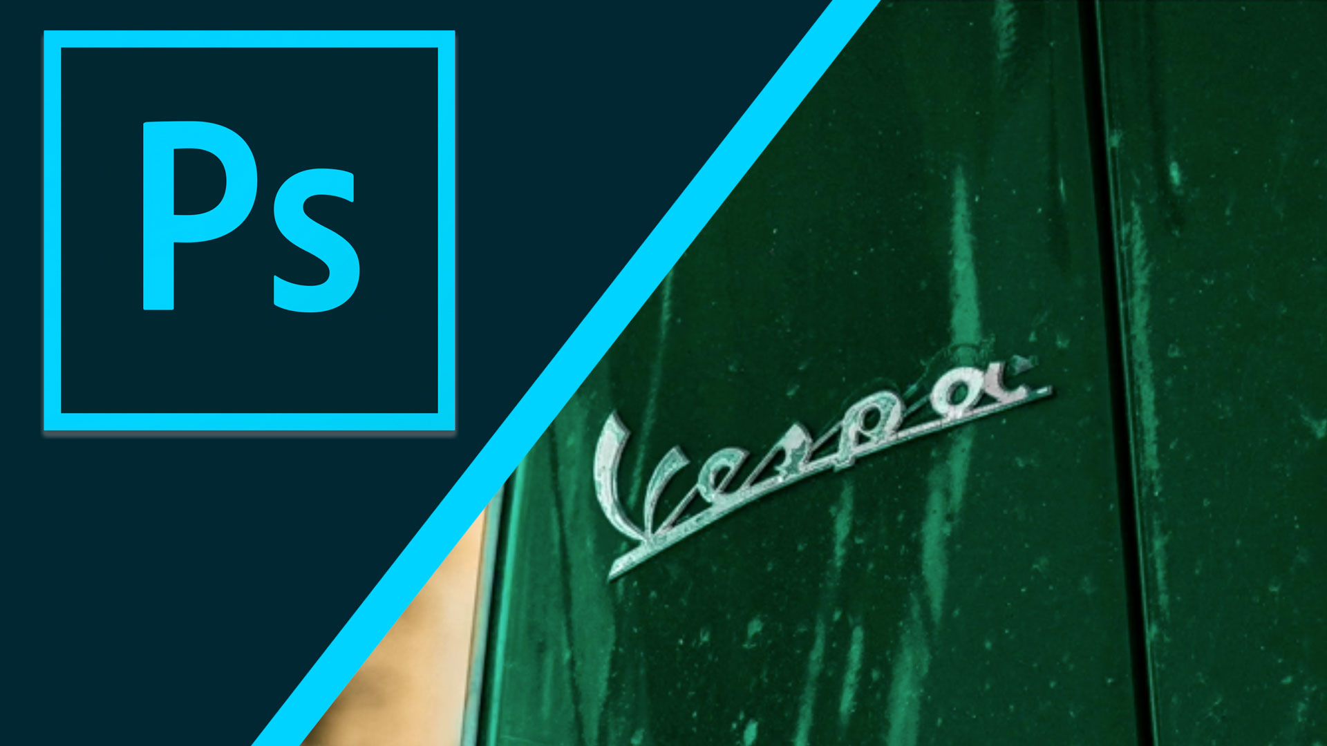 Using blending modes and adjustment layers in Photoshop