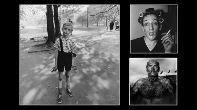 Photographs made by Diane Arbus