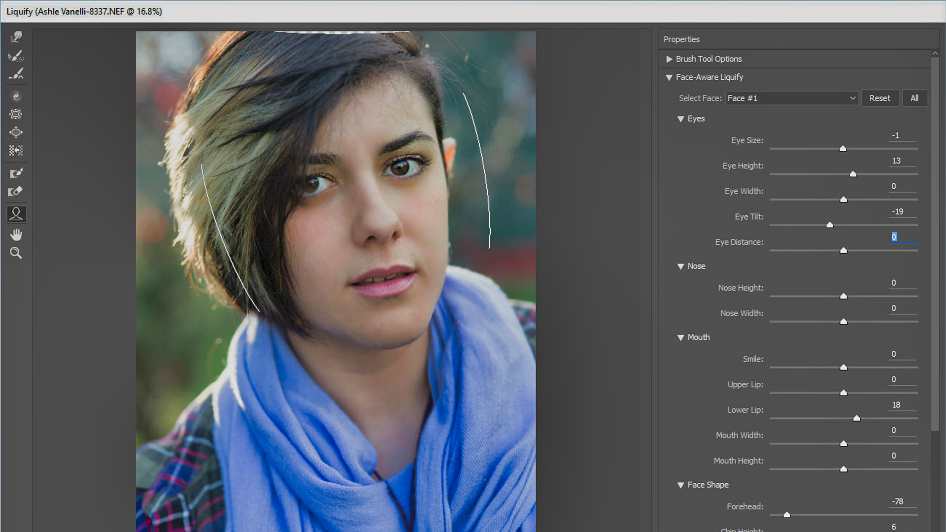 Quick Tip: Use Photoshop's Face-Aware Liquify to quickly
