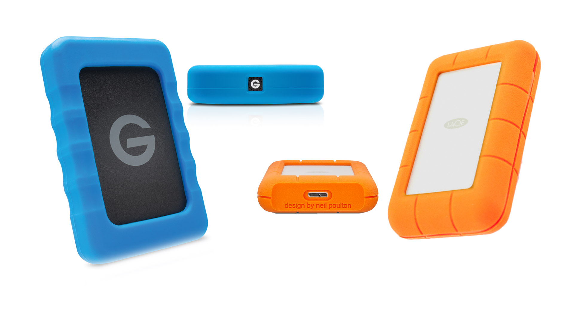 4 terabyte single enclosure portable hard drives can pose a danger to your data.