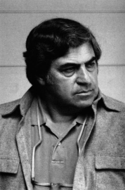 Paul Caponigro self-portrait