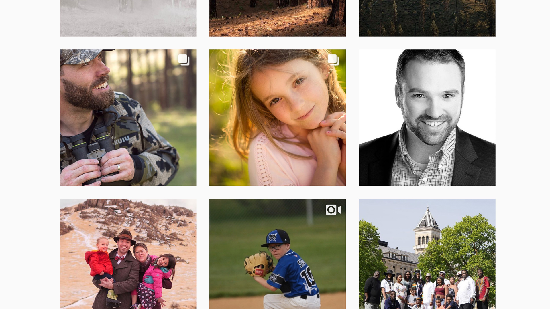 Best social media practices for photographers
