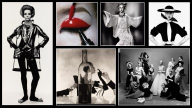 Just some of Irving Penn's amazing photographs.