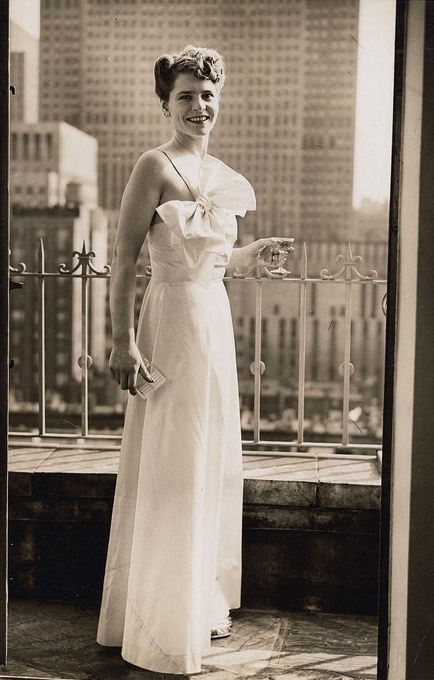 Margaret Bourke-White by Alfred Eisenstaedt