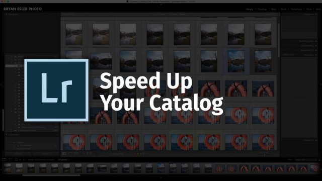 Speed up your Lightroom Classic catalog on Fusion Drive Macs