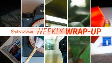 The Photofocus Weekly Wrap-Up for December 9-15, 2018