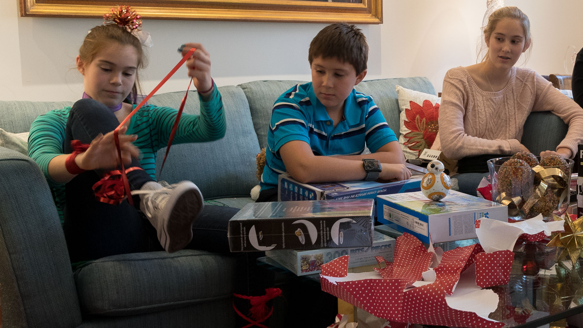 Photographing lively images on Christmas morning | Photofocus