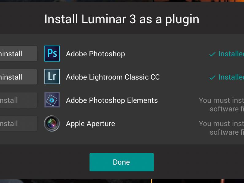 Mac version of plugins