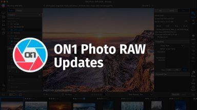 ON1 Photo Raw introduces version 2019.5, adds organizational and editing enhancements