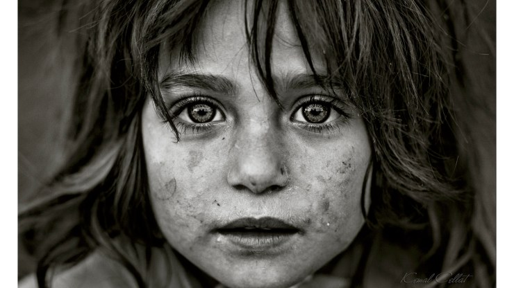"""Refugee Eyes"" by Photofocus Photographer of the Day mxfelix)1"