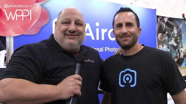2019 WPPI live trade show interview: Aircam