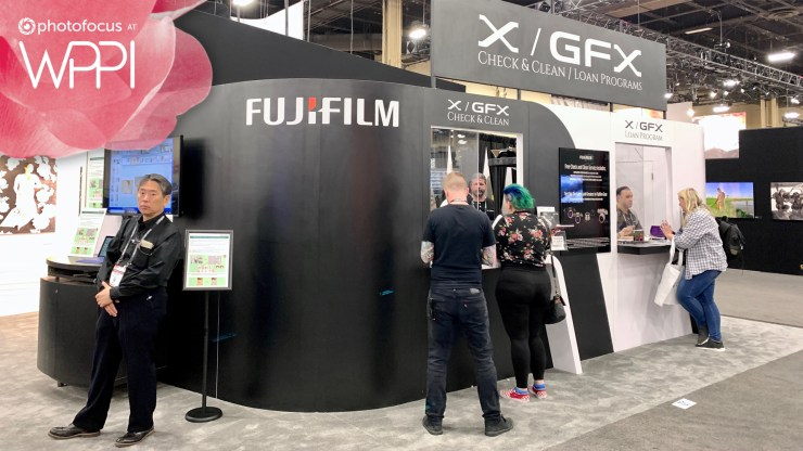 Image of Fujifilm Sensor Cleaning Booth