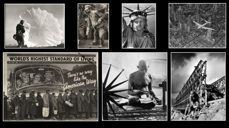On Photography, the photographs of Margaret Bourke-White
