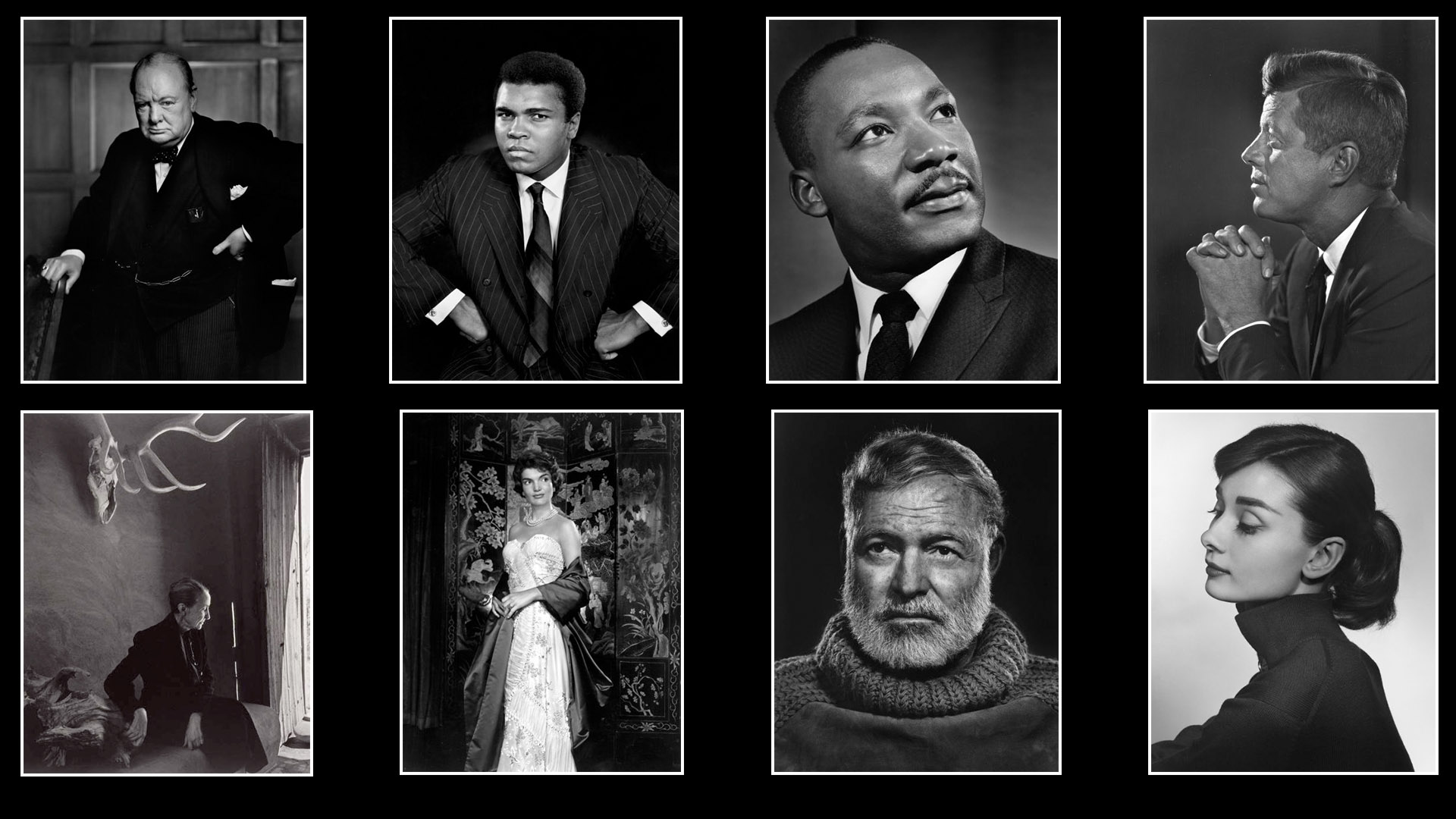 Yousuf Karsh Portraits featured in On Photography on Photofocus