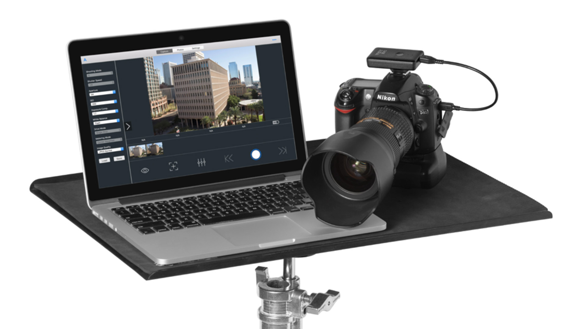 First Look: Tether Tools Onsite Power and Case Air Wireless Tethering System | Photofocus
