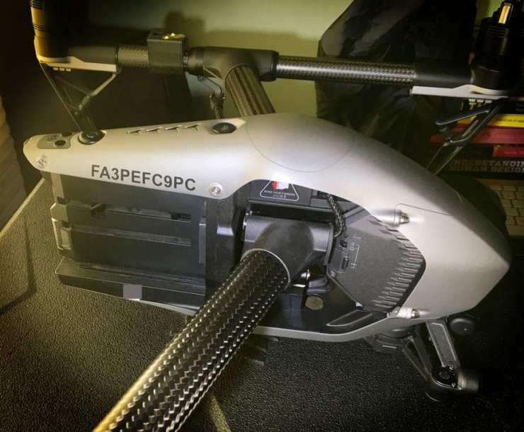 Drone ID Markings