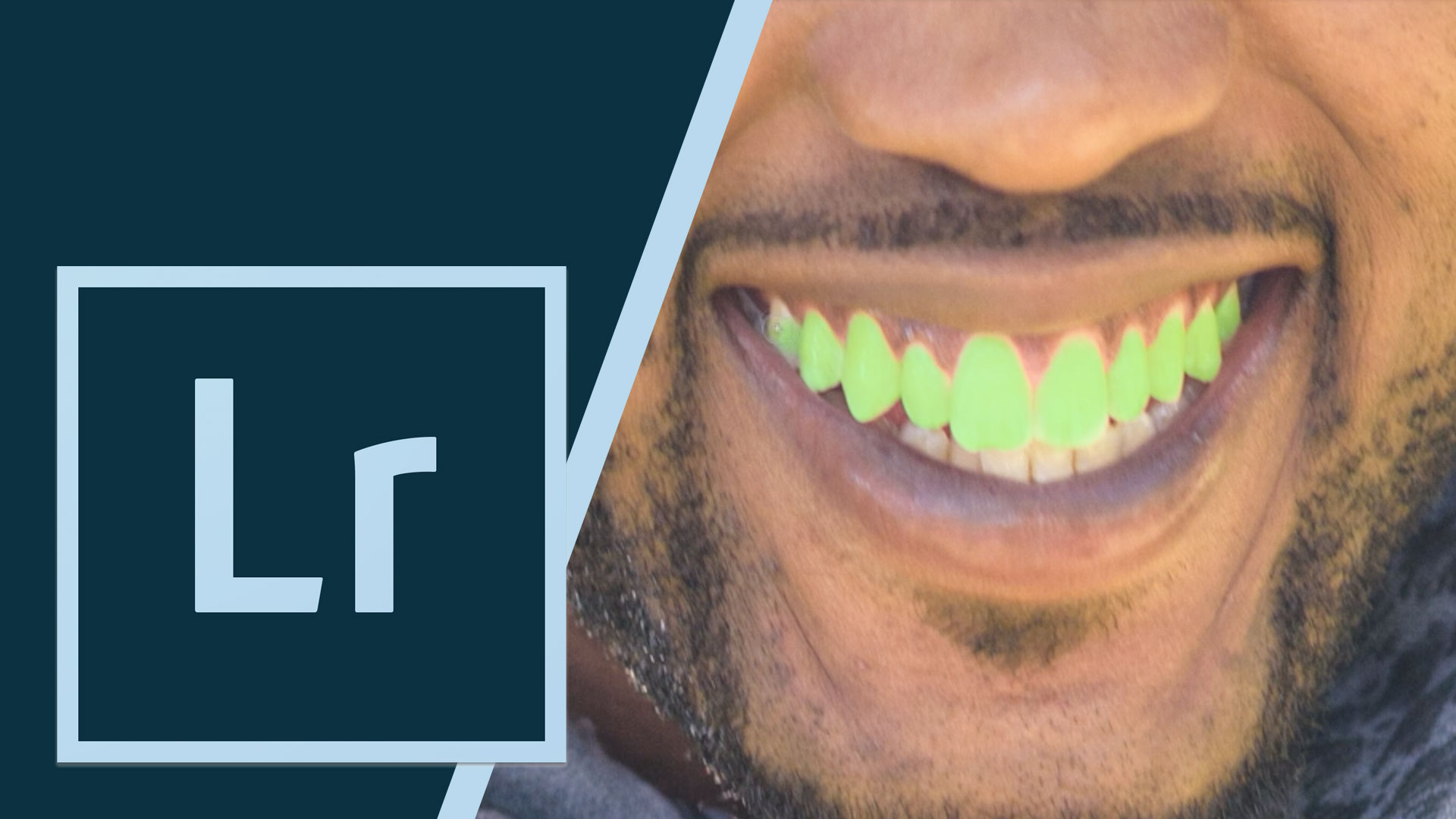 Lightroom Classic CC: How do I whiten teeth?