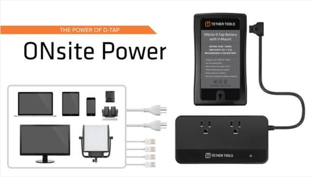 Onsite Power Setup