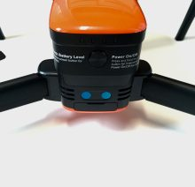 Autel Evo - Back of Drone
