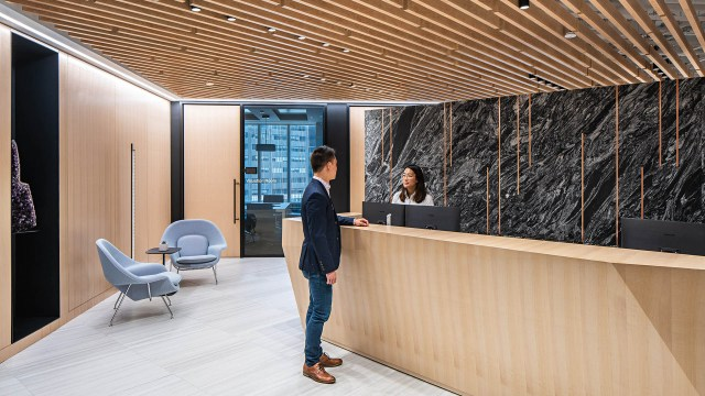 Commercial architecture: Photographing office spaces