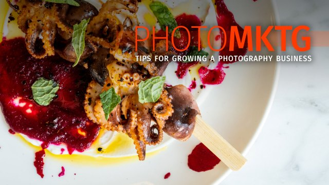 Photography Marketing: Getting caught up