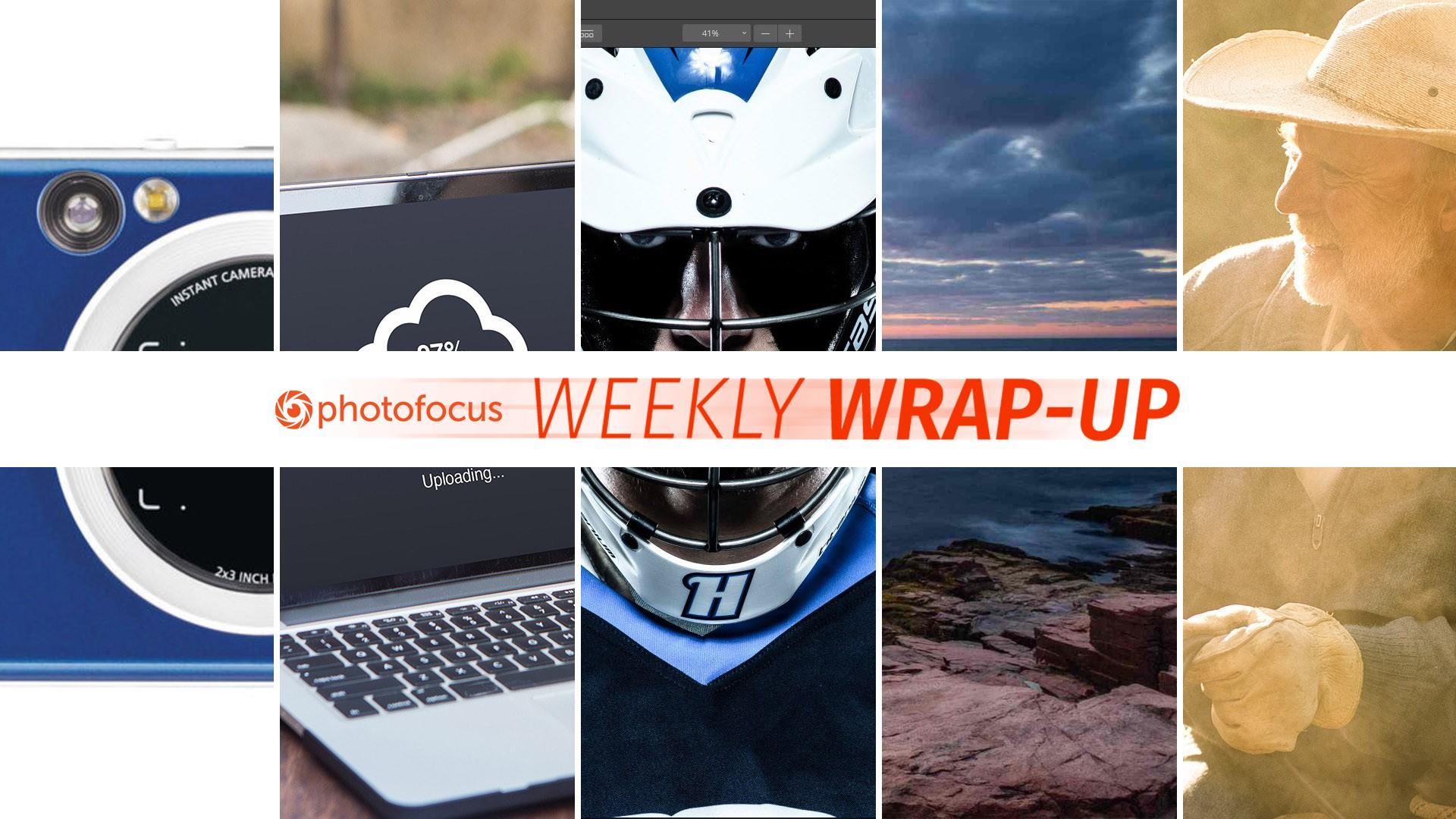 Featured articles for the week of 6/9-15, 2019 on Photofocus. The Weekly Wrap-Up