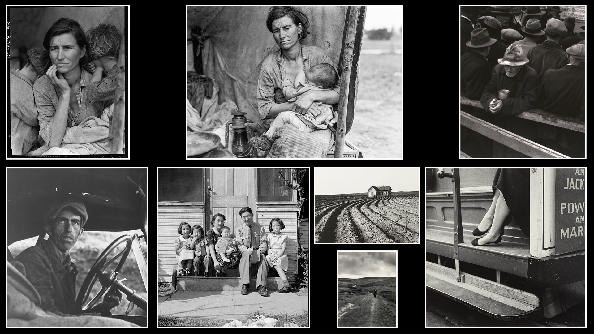 On Photography: The photographs of Dorothea Lange