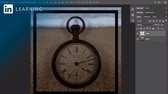 Getting to know Photoshop Blend Modes