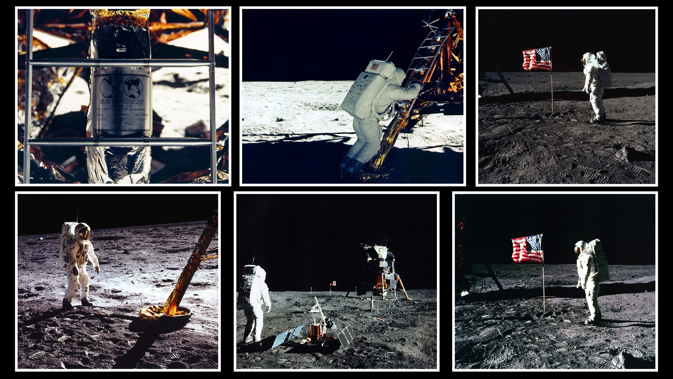 On Photography: The photographs of Neil Armstrong on the Moon, July 20, 1969 from Photofocus