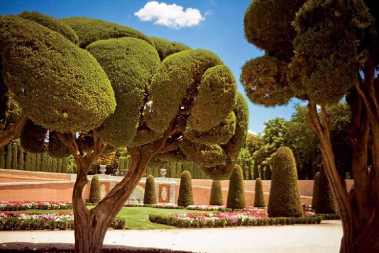 Plaza Parterre, Madrid, Spain ISO 100; 1/500 sec.; 50mm