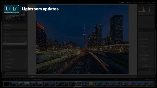 Adobe announces August updates to Lightroom, Lightroom Classic