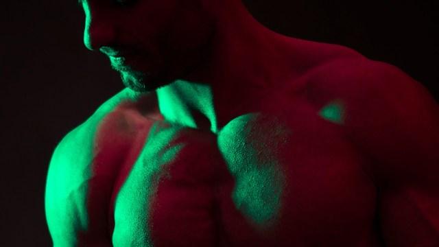 Portrait Tips: Lighting the Hulk