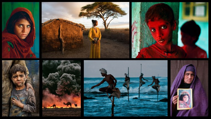 On Photography: Steve McCurry, 1950-present