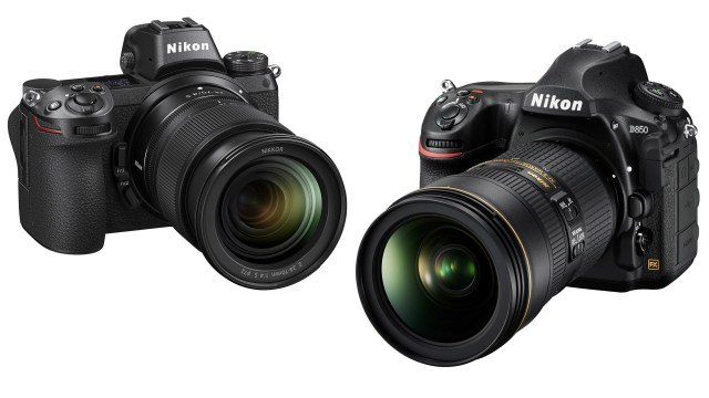 Win a new Nikon DSLR or mirrorless camera!